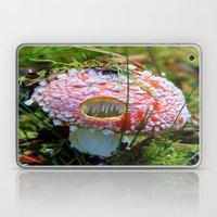 Killer Mushroom Laptop & iPad Skin