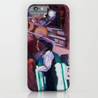 iPhone & iPod Case featuring The Wedding Dancers by Richard Sunderland Art