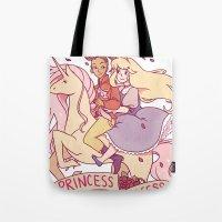 Princess Princess Tote Bag