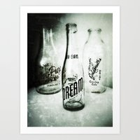 If You Could Bottle Dreams Art Print