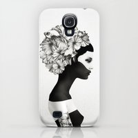 Galaxy S4 Cases featuring Marianna by Ruben Ireland