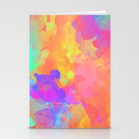 Just Paint Stationery Cards