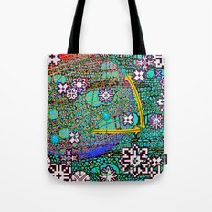 Wintermute Tote Bag