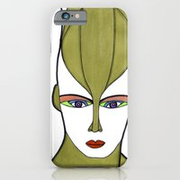 iPhone & iPod Case featuring Anexia (previous age) by Federico Faggion