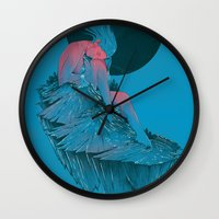 St.Helens In Rest Wall Clock
