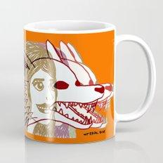 Triple She Wolf Mug