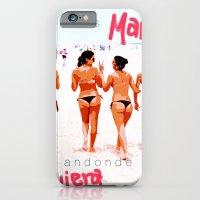 Mami iPhone 6 Slim Case