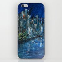 Waterfront Abyss iPhone & iPod Skin