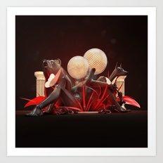 BP #3 Art Print