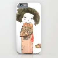 iPhone & iPod Case featuring Oriental II by munieca