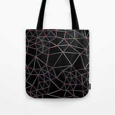 Seg with Red Spots Tote Bag