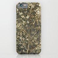 Old gold iPhone 6 Slim Case