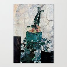 VISCERALE BOX 2 Canvas Print