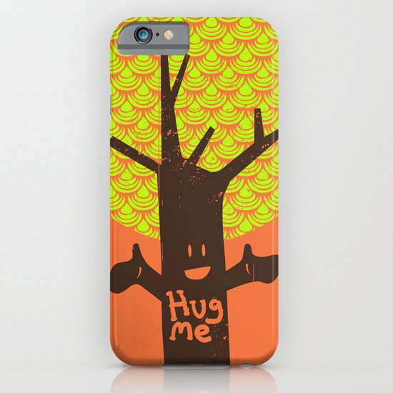 Tree Hugger iPhone & iPod Case