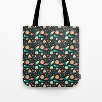 Science Fiction Wrapping… Tote Bag