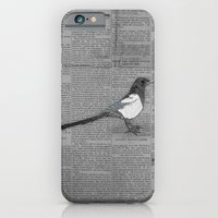Bad News Bird iPhone 6 Slim Case