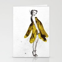 A Lady's Dream Stationery Cards