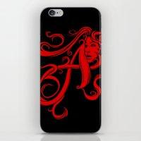 Scarlet Letter iPhone & iPod Skin