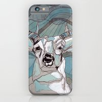 Aqua Deer  iPhone 6 Slim Case