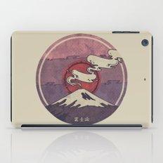 Fuji iPad Case