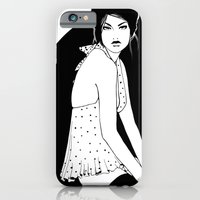 iPhone & iPod Case featuring Midnight Mood by Maria
