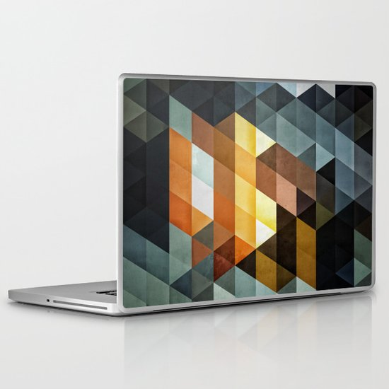 gyld^pyrymyd Laptop & iPad Skin