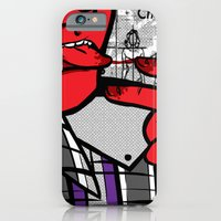 iPhone & iPod Case featuring Quel Est Ton Type? by Jill Ross