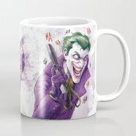 Harley Quinn NYCC 2014 Mug