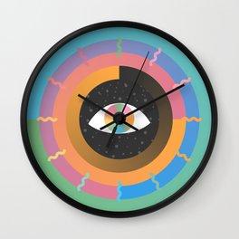 Wall Clock - Path to Infinity - Moremo