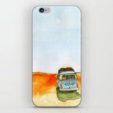 homey  iPhone & iPod Skin