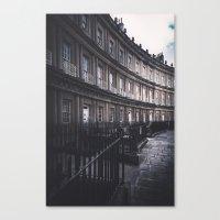 Bath Spa Canvas Print