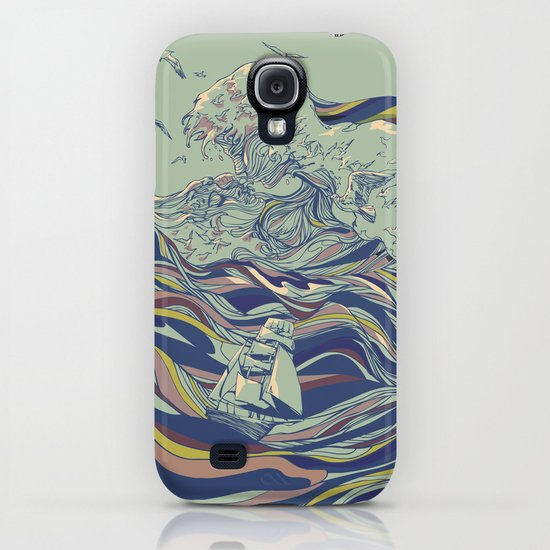OCEAN AND LOVE iPhone & iPod Case