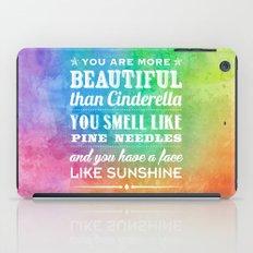 Sunshine Face iPad Case