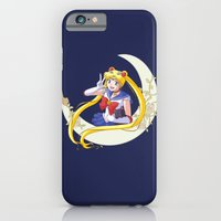 iPhone & iPod Case featuring Sailor Moon by Barbara