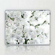 Touch of White. Laptop & iPad Skin