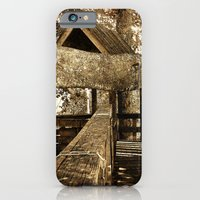 iPhone & iPod Case featuring Old Love Story by Ricardo Patino