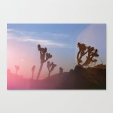 Jtree Vi Canvas Print