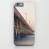 Pier at Dusk iPhone 6 Slim Case