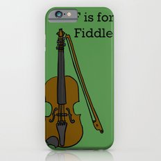 Fiddle, Typed iPhone 6s Slim Case