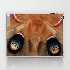 Polyphemus Giant Moth - Wing Detail Laptop & iPad Skin