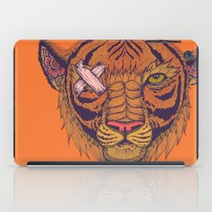 Eye of the Tiger iPad Case