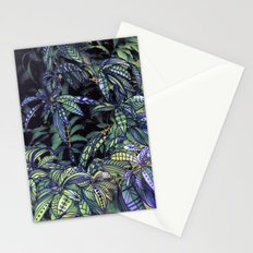 leaves evolved 4 Stationery Cards