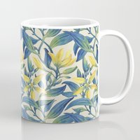 Vanilla flowers Mug