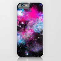 iPhone & iPod Case featuring Space Paint by Enyalie