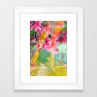 Danse du Printemps Framed Art Print