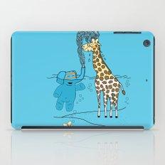 Snorkeling Buddies iPad Case