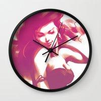 Pepper Dance Wall Clock