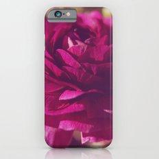 Crimson Rose iPhone 6 Slim Case