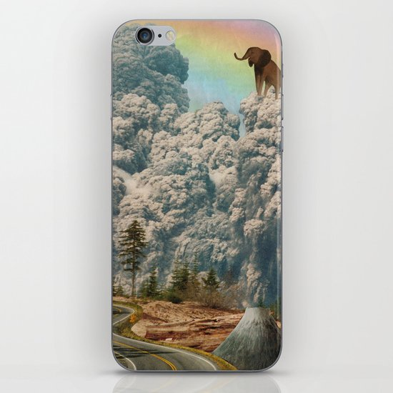 fiction of fantasy iPhone & iPod Skin