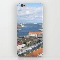 A View From Above iPhone & iPod Skin